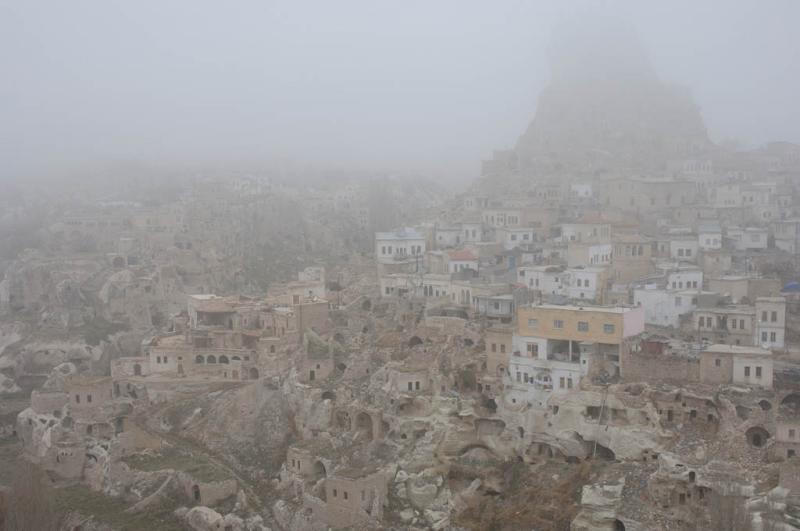 Ortahisar in fog 041
