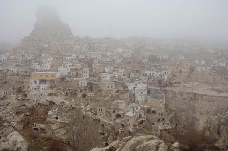 Ortahisar in fog 043