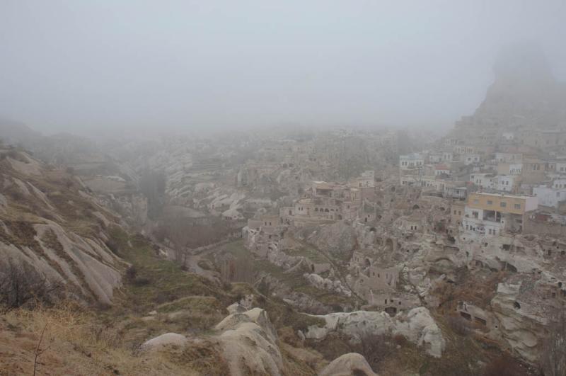 Ortahisar in fog 046