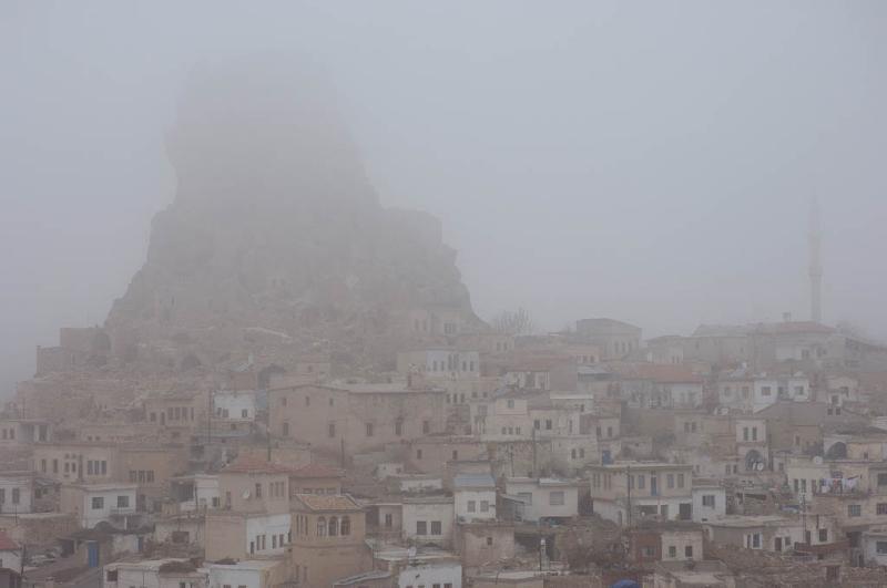 Ortahisar in fog 047
