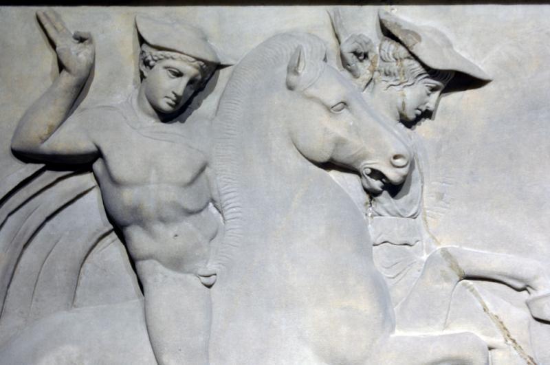 Lycian sarcophagus  1212
