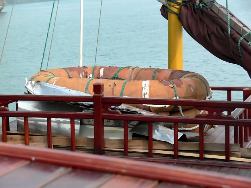 Our Life Raft?