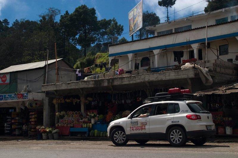Panajachel-Antigua (Guatemala)