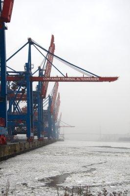 CTA, Harbor Hamburg