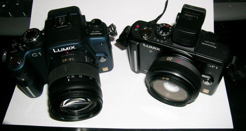 Panasonic G1 and GF1.jpg
