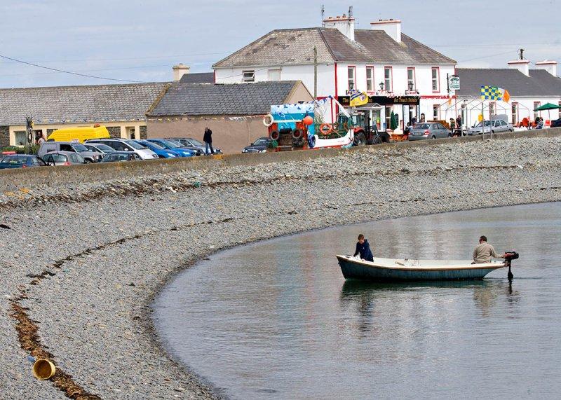 Kilbaha Harbour