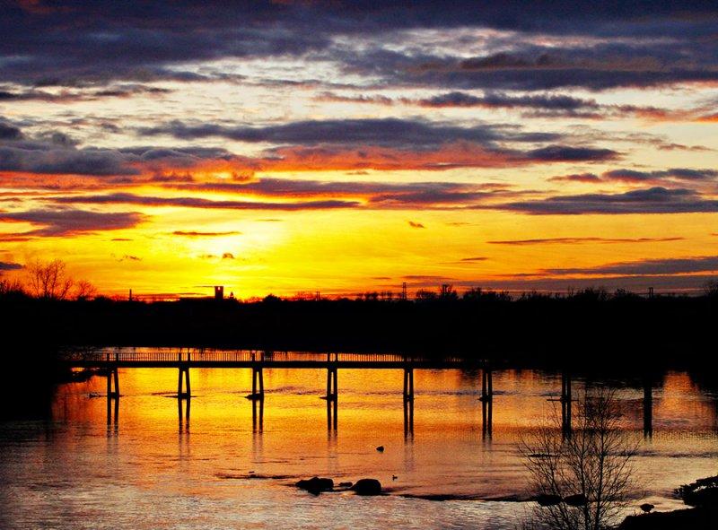 Plassey Sunset 2