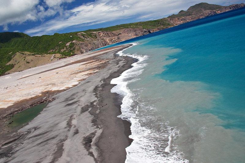 Montserrat Coastline