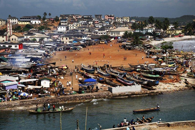 Elmina Harbour