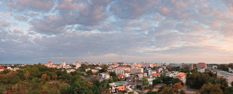 Chiang Mai Panorama