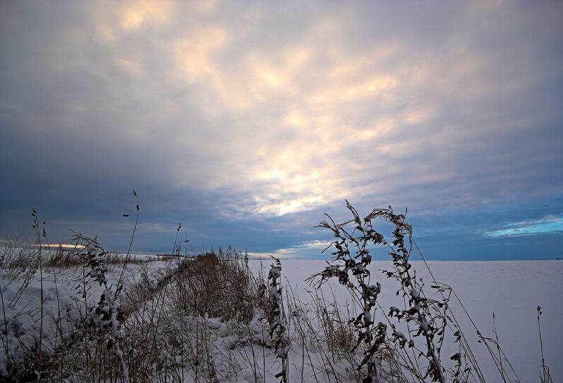 Winter sky 1