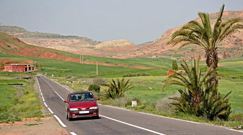 Spring in Morocco