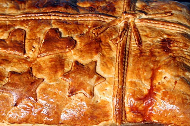 Surprice pie