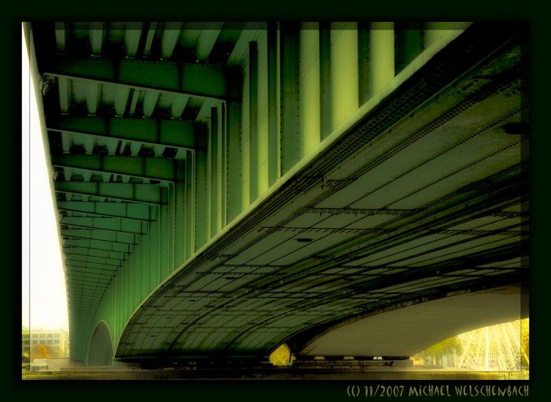 Deutz Bridge, Cologne