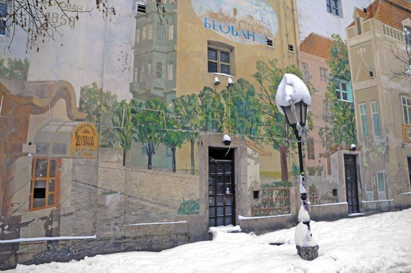 Skadarlija, XII 2009