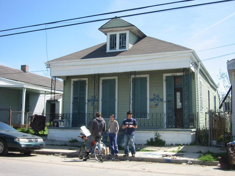 Eddies house