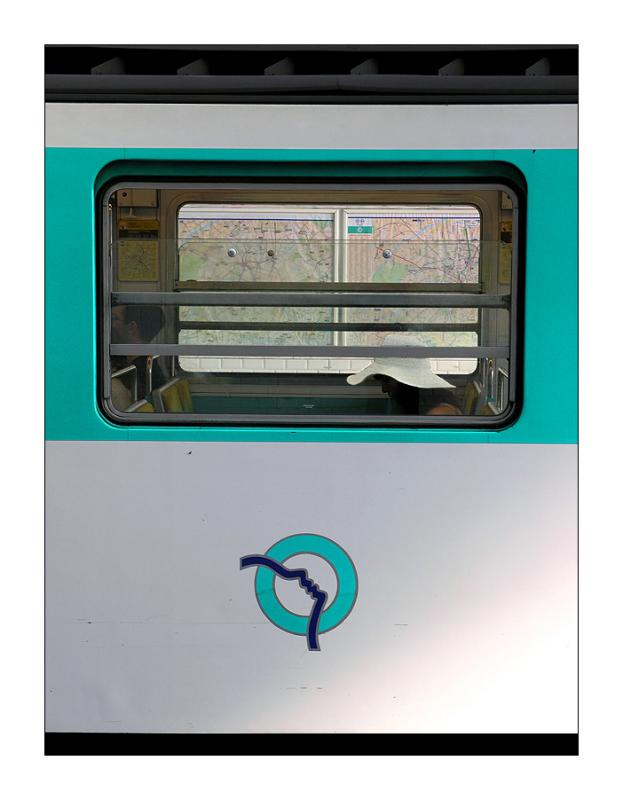 RATP and hat - Paris