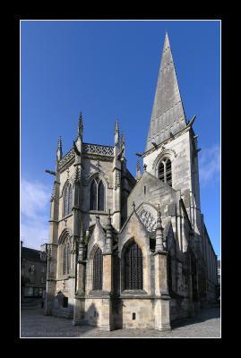 Eglise de Valognes