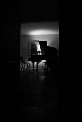 Ed's piano