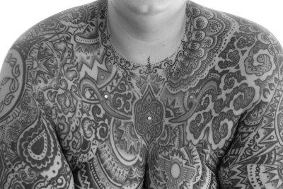 D's tattoos