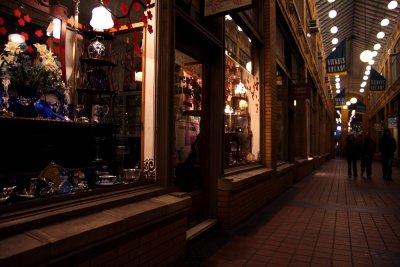 Nickels Arcade, Ann Arbor, Michigan