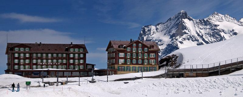 Bellevue, Kleine-Scheidegg, Switzerland