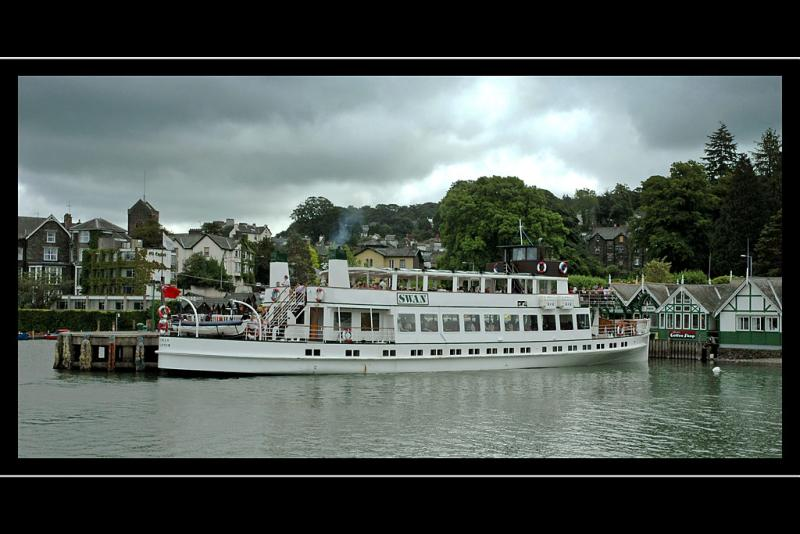 The Swan, Bowness, Lake Windermere