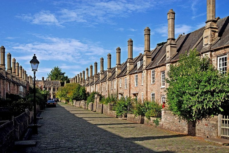 Chimneys, Wells (6134)