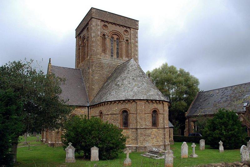 Christ Church, Melplash, Dorset (3096)