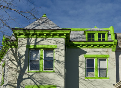 The neon house revisited