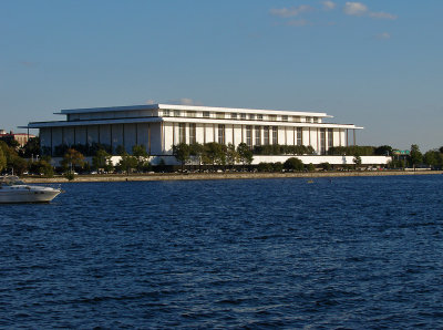 Kennedy Center at sunset