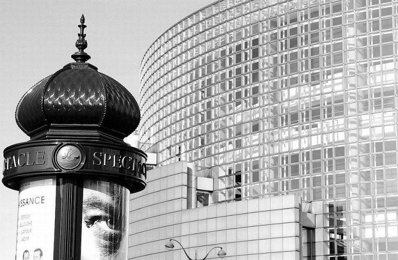 Opéra Bastille.