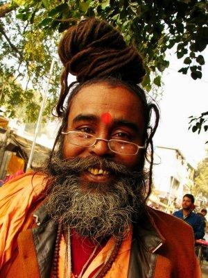 Maha Kumbh Mela Sadhu Portraits 2010