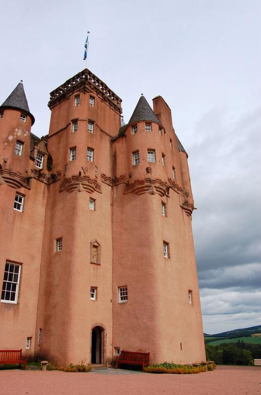 17th Century Tower House...