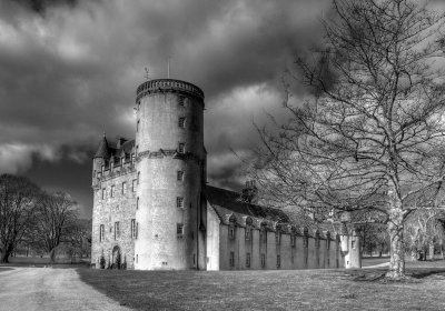 Castle Fraser...