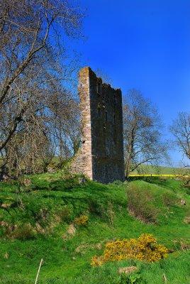 Balquhain Castle ...