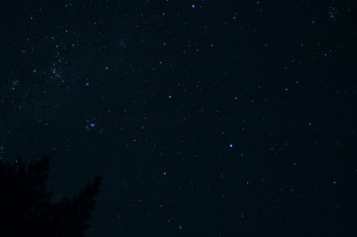 Southern night sky (#2 of 2)