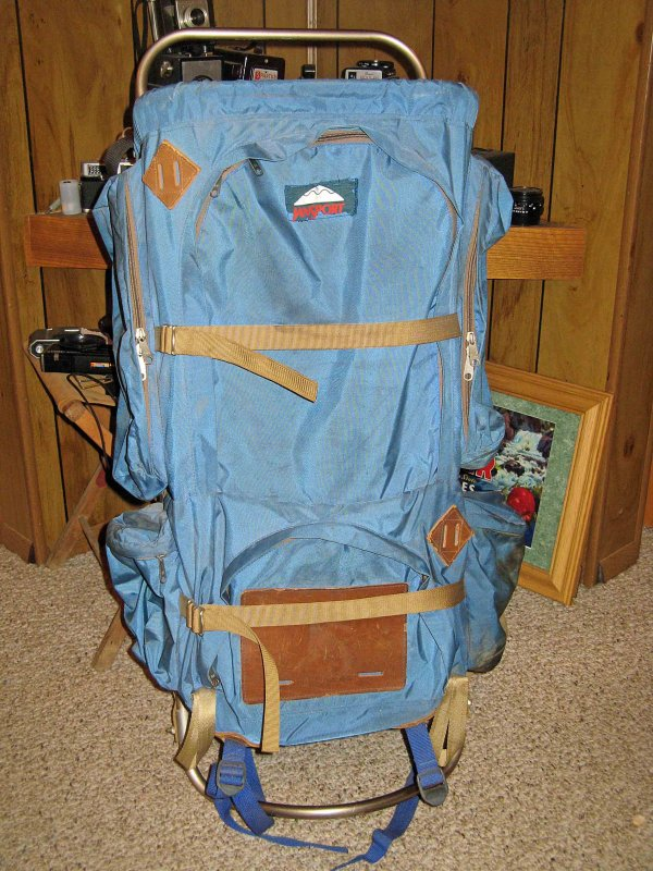 Early 1970\'s Jansport D3 Backpack photo - Monte Dodge photos at ...