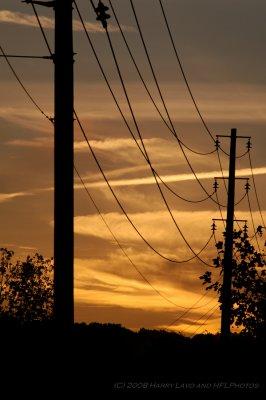 Poles at Sunrise - Lyman Street.jpg