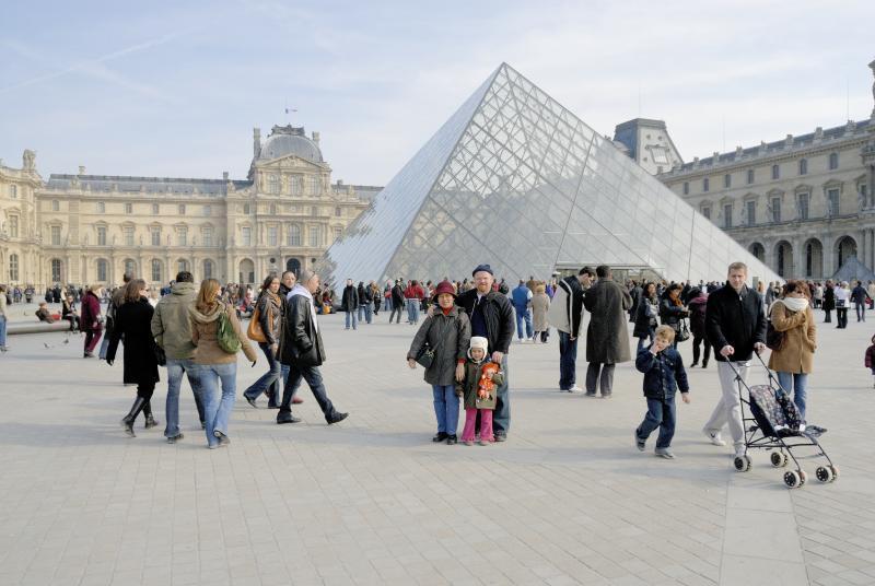 65 - Les touristes