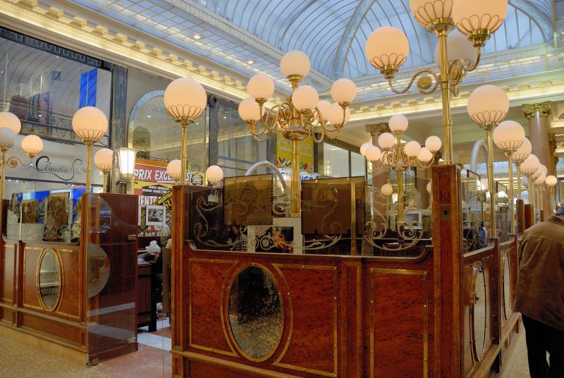 71 - La Gallerie des Champs Elysés