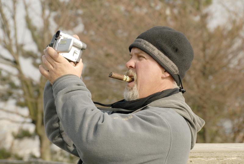 87 - Le mec au cigare