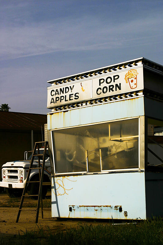 March 24th - Candy Apples And Popcorn
