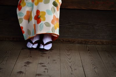 Tabi socks and Zori