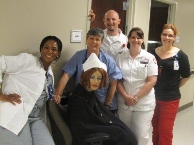 Happy Nurses' Week 2010