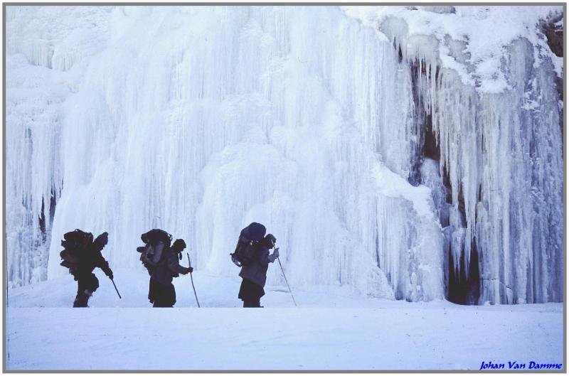 Chaddar Wintertrek to Zanskar