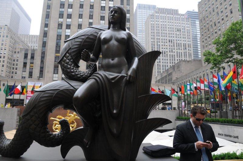 30 Rockefeller Plaza Texting