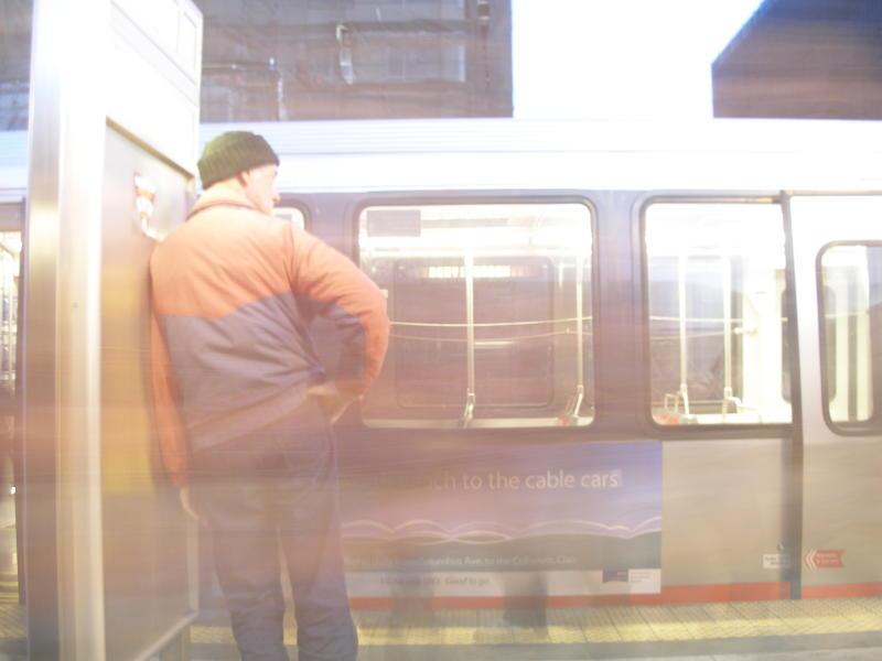 N Judah Evening Commute