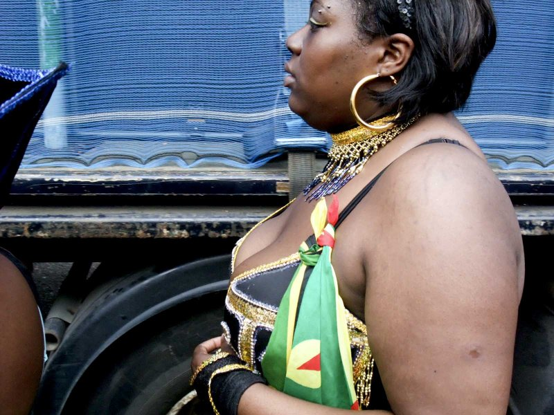 Notting Hill Carnival, Bank Holiday, 2008