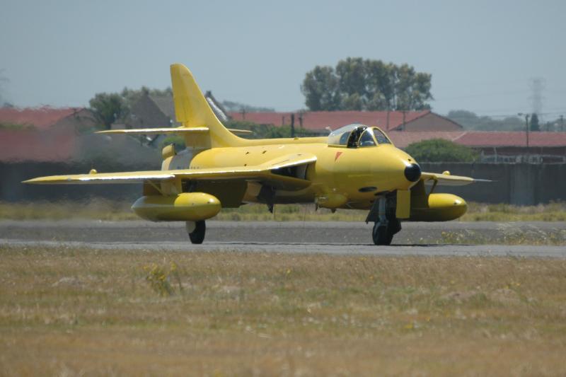 Yellow-Hunter